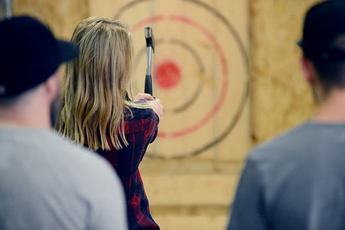 Axe Throwing Academy