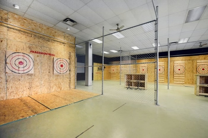 Axe Throwing Place Miami