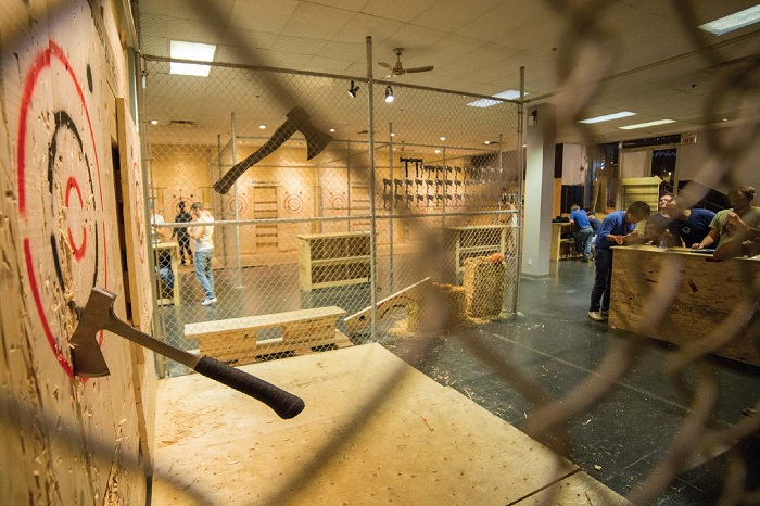 Axe Throwing South Florida