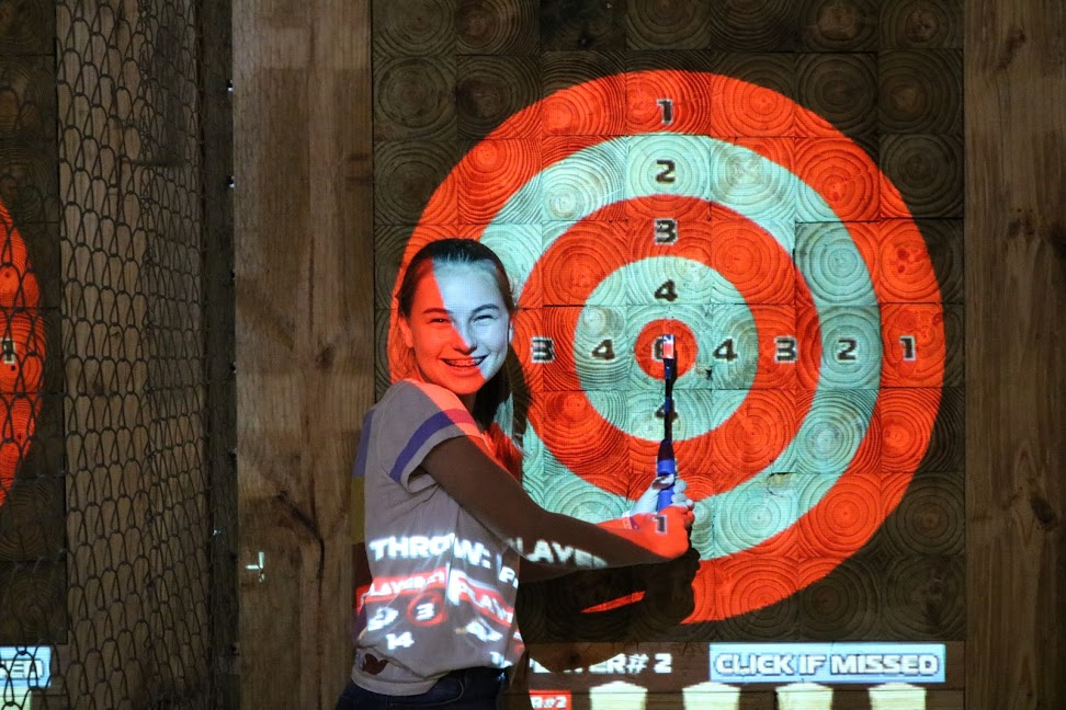 Axe Throwing Hollywood 16