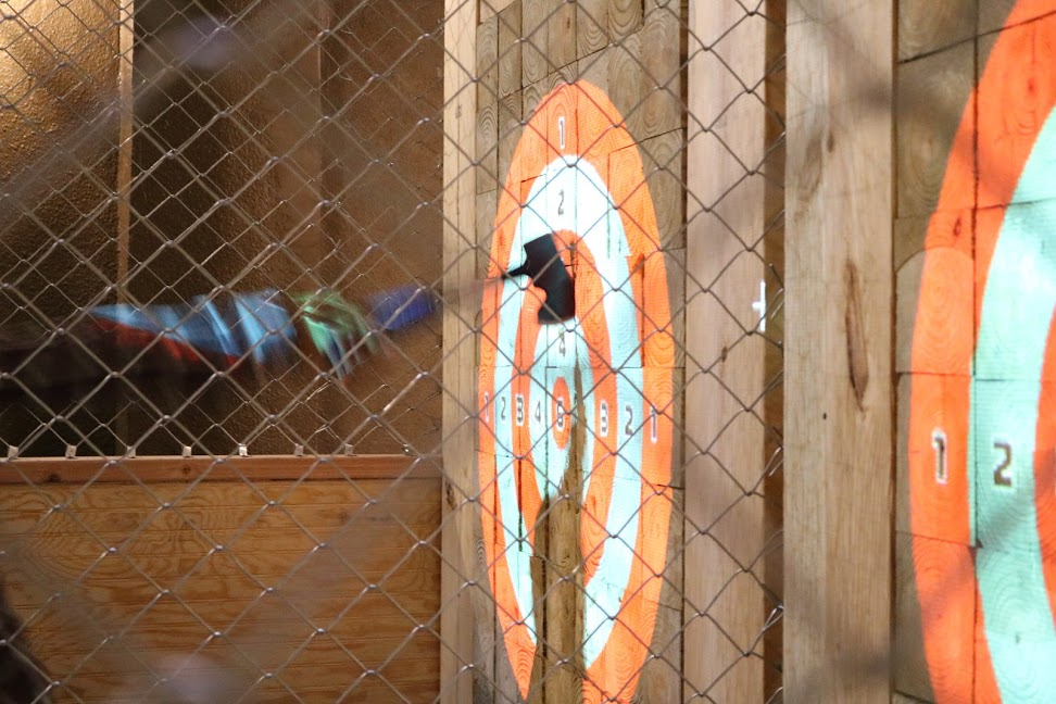 Hollywood Extreme Axe Throwing