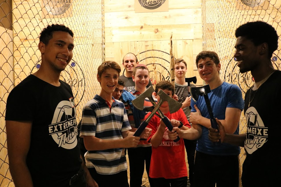 Axe Throwing Hollywood 9